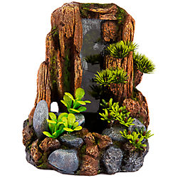 Top Fin® Mountain Cliff Aquarium Ornament
