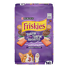 Purina® Friskies® Surfin' & Turfin' Favorites Adult Cat Food