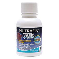 Nutrafin® Betta Plus Tap Water Conditioner for Bettas