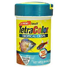 Tetra® TetraColor Tropical Crisps Fish Food