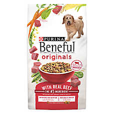 Purina® Beneful® Originals Adult Dog Food - Beef