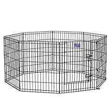 MidWest® Exercise Pen with Door