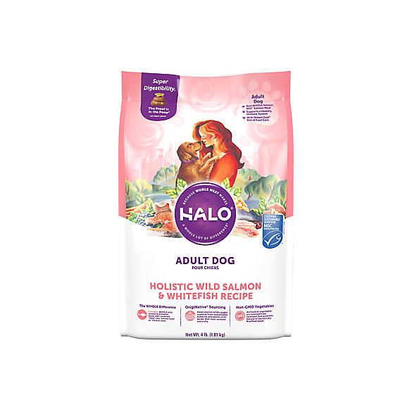 Halo Dog Food Petsmart