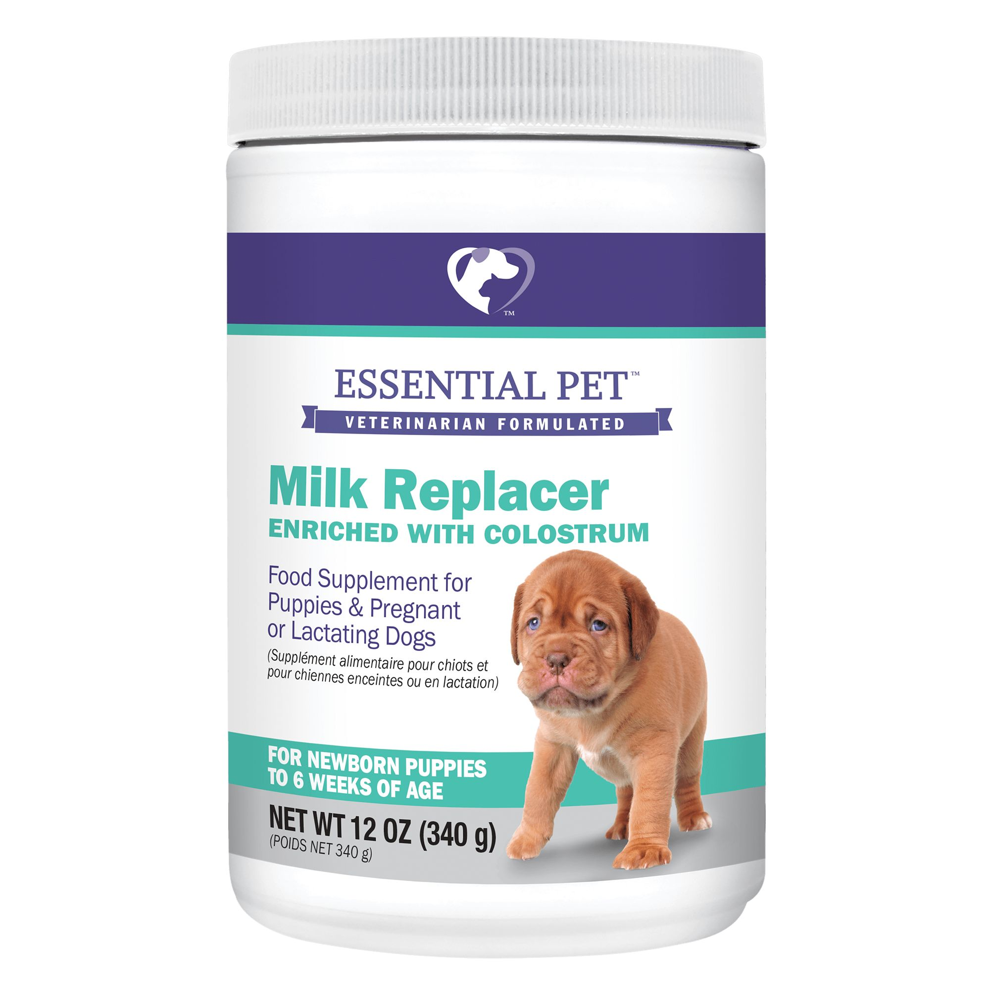 21st Century Essential Pet Milk Replacer Puppy Pregnant Or Lactating Dog Food Supple