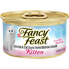 Fancy Feast® Gourmet Kitten Food