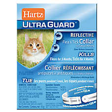 Hartz® UltraGuard® Flea & Tick Reflecting Cat Collar