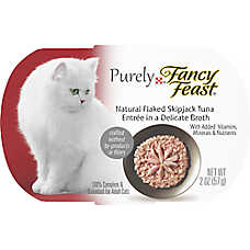 Purely Fancy Feast® Adult Cat Food
