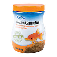 Aqueon® Goldfish Granules Fish Food
