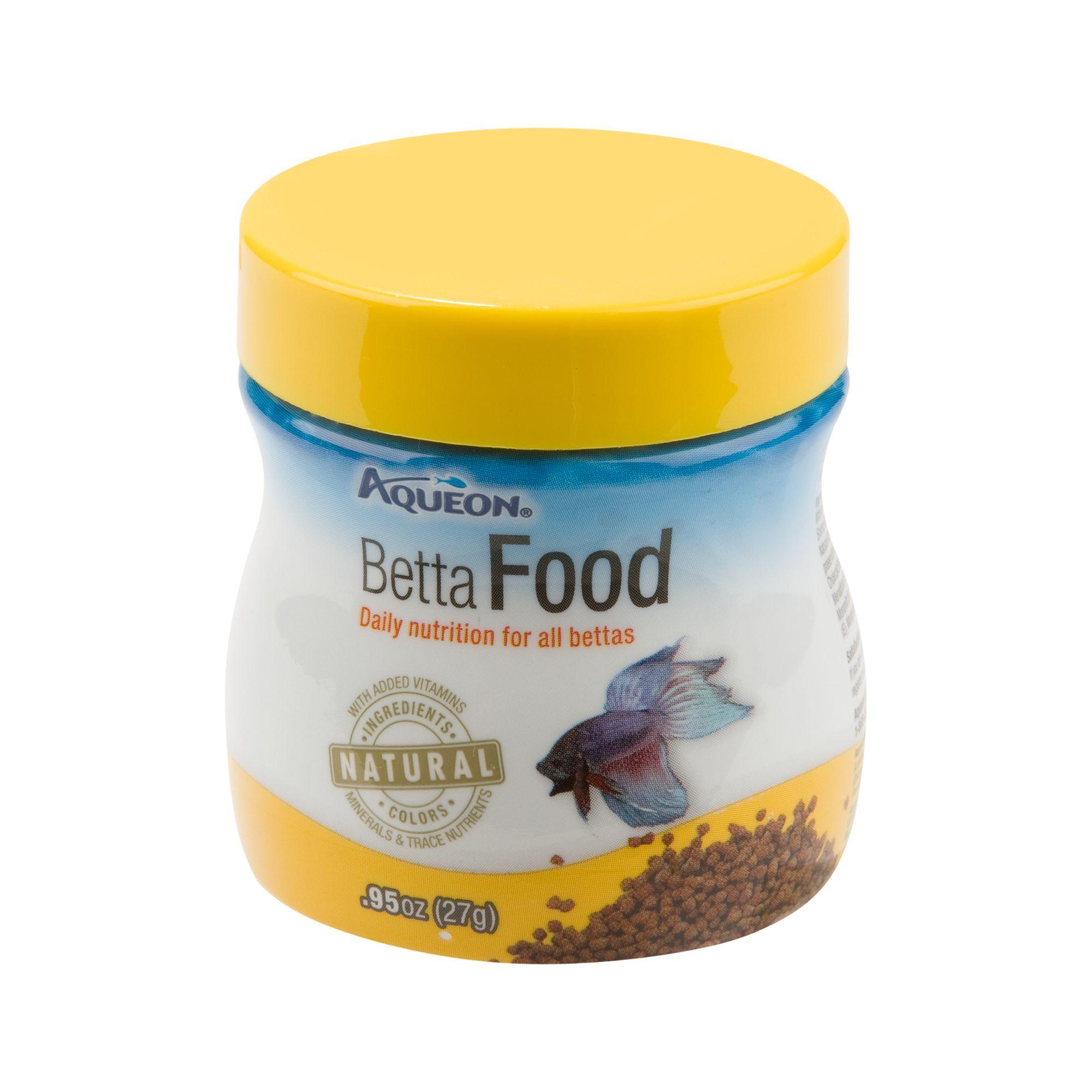 Aqueon® Betta Pellets Fish Food
