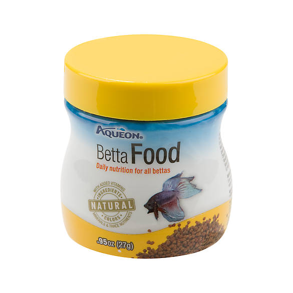 Aqueon betta pellets fish food fish food petsmart for Food for betta fish
