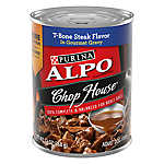 Purina® ALPO® Chop House Dog Food - T-Bone Steak