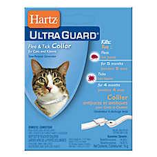 Hartz® UltraGuard® Flea & Tick Collar for Cats & Kittens