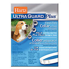 Hartz® UltraGuard Plus® Flea & Tick Collar for Dogs and Puppies