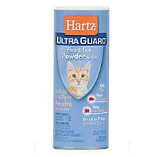 Hartz® UltraGuard® Flea & Tick Powder for Cats