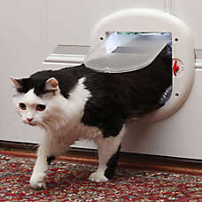 PetSafe® Big Cat Large 4-Way Cat Flap