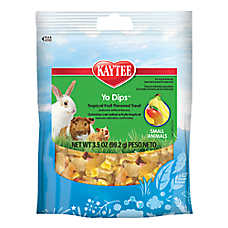KAYTEE® Fiesta Tropical Mix with Yogurt Small Animal Treats