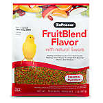 ZuPreem® FruitBlend Extra Small Bird Food