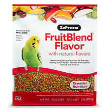 buy 1, get the 2nd 50% off select ZuPreem® pet bird diets