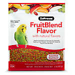 ZuPreem® FruitBlend Small Bird Food