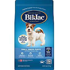Bil-Jac® Small Breed Puppy Food