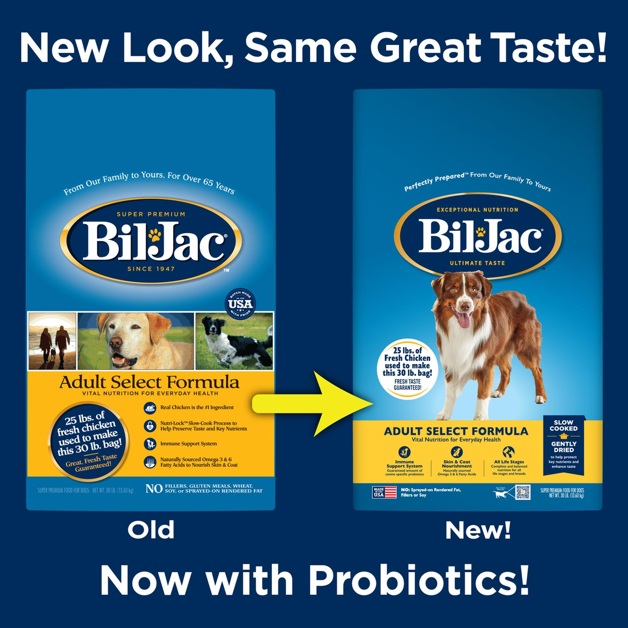 Bil-Jac® Select Adult Dog Food