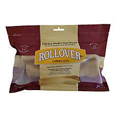 Rollover Stuffed Beef Bones Premium Dog Treats