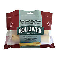 Rollover Stuffed Premium Dog Treats