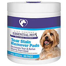 21st Century™ Essential Pet™ Tear Stain Remover Dog Pads