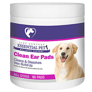 Dog Ear Cleaners: Eye Wipes & Ear Cleaning Products | PetSmart