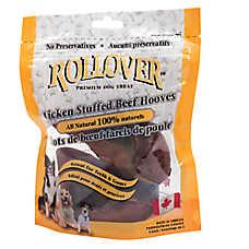 Rollover Stuffed Hooves Premium Dog Treats