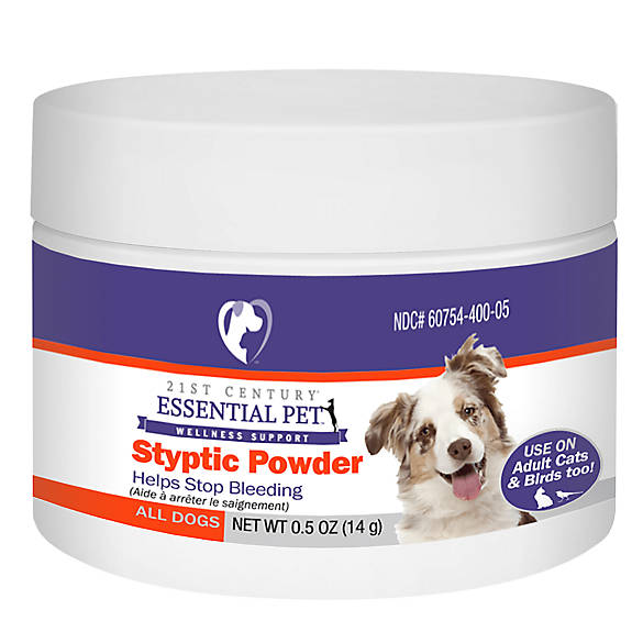 de867889790d 21st Century™ Essential Pet™ Styptic Dog Powder | dog ...