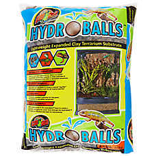Zoo Med™ HydroBalls™ Lightweight Expanded Reptile Terrarium Substrate