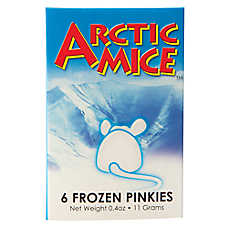 Arctic Mice Frozen Pinkie Mice