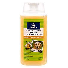 Top Paw® Gentle and Tearless Puppy Shampoo