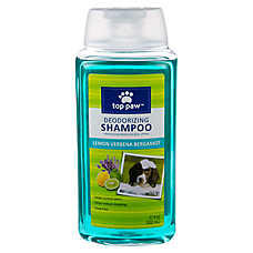 Top Paw™ Lemon Verbena Bergamot Super Deodorizing Dog Shampoo