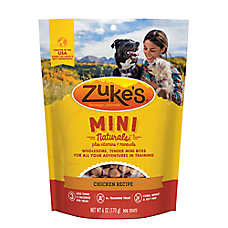 Zuke's® Mini Naturals™ Chicken Natural Training Dog Treat