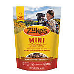 Zuke's® Mini Naturals™ Peanut Butter Natural Training Dog Treat