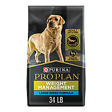 Purina® Pro Plan® Large Breed Weight Management Adult Dog Food