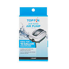 Top Fin® Aquarium Air Pump