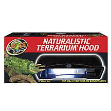Zoo Med™ Naturalistic Reptile Terrarium Hood