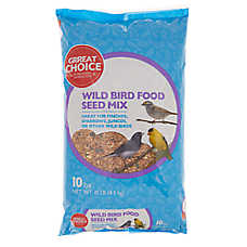 Grreat Choice® Wild Bird Seed Mix