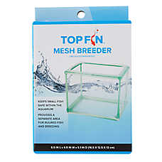 Top Fin® Aquarium Mesh Breeder