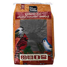 All Living Things® Black Oil Sunflower Seed Wild Bird Food