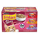 Purina® Friskies® Prime Filets Cat Food - Variety Pack, 24ct
