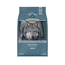 Blue Wilderness Adult Dog Food Grain Free Natural Chicken