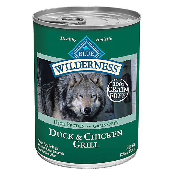 Petsmart Blue Buffalo Grain Free Dog Food