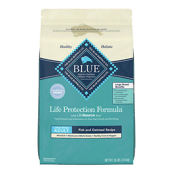 Blue Life Protection Formula Large Breed Adult Dog Food