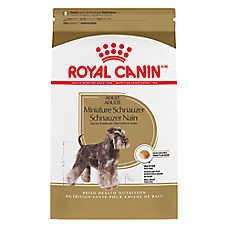 Royal Canin® Breed Health Nutrition™ Miniature Schnauzer Adult Dog Food