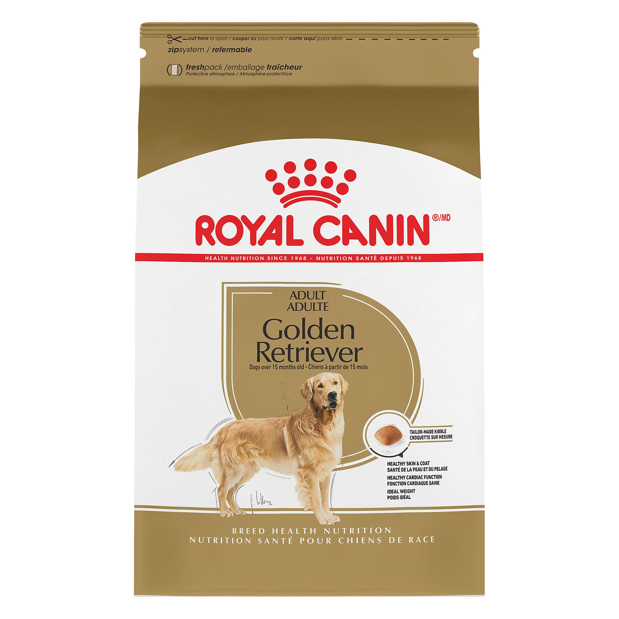 Royal Canin® Breed Health Nutrition™ Golden Retriever Adult Dog Food