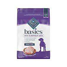 BLUE Basics® Limited Ingredient Adult Dog Food - Turkey & Potato